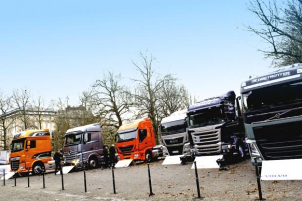 Hiszpania i Wielka Brytania liderami unijnego rynku aut użytkowych