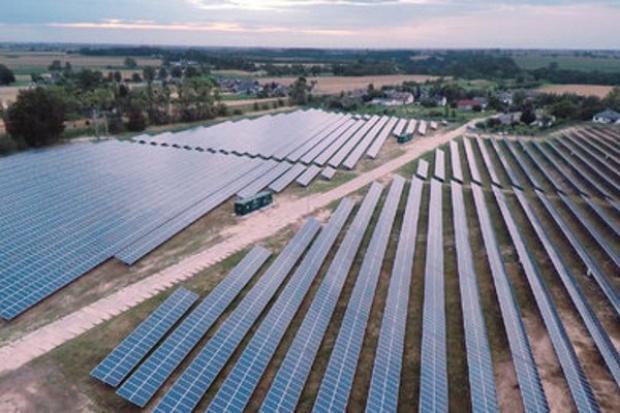 Energa: największa elektrownia słoneczna w Polsce