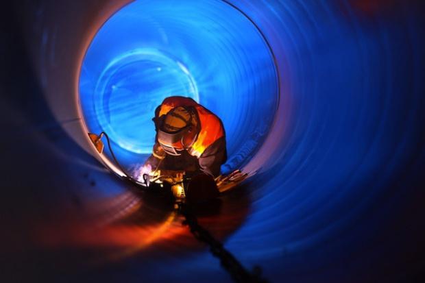 Nord Stream 2 właściwie już powstaje
