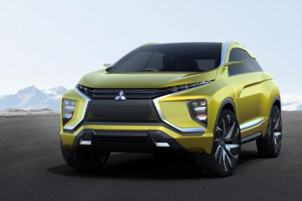 Mitsubishi przyszłości czyli eX Concept