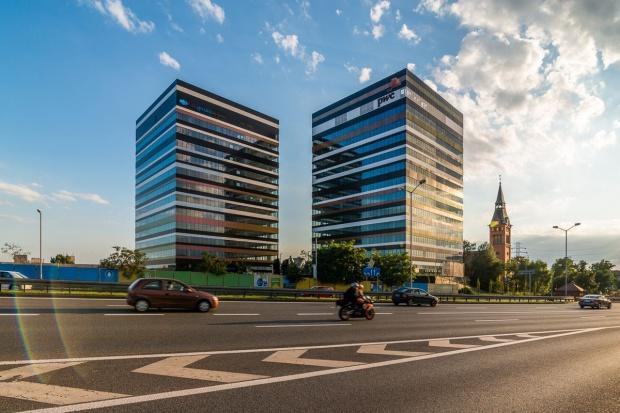 Skanska oddała do użytku biurowiec w Katowicach