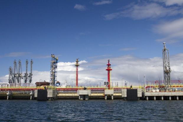 Naftoport liczy na 14 mln ton przeładunków