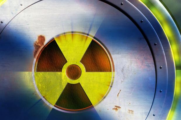 Wybuch i pożar w belgijskiej elektrowni atomowej