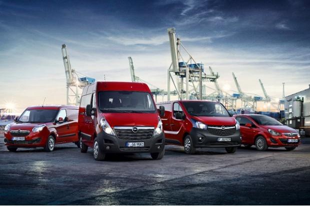 """Opel zadowolony z """"dostawczych"""" wyników"""