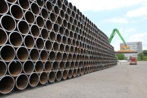 Salzgitter dostarczy rury na gazociąg TAP