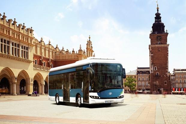 Solaris dostarczy e-autobusy do Krakowa
