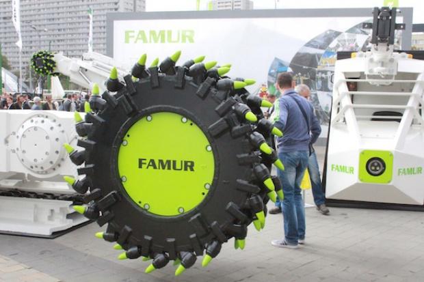Famur chce się połączyć ze spółką Elgór+Zamet