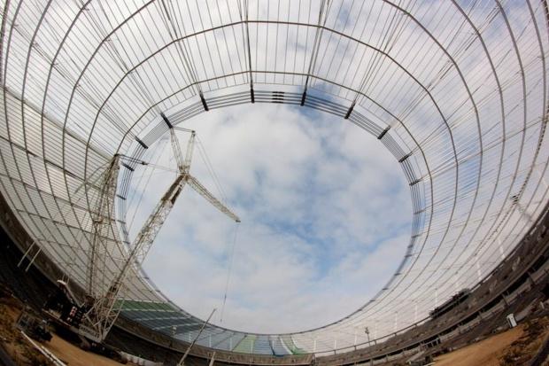 Stadion Śląski z nowym prezesem - czas dokończyć inwestycję