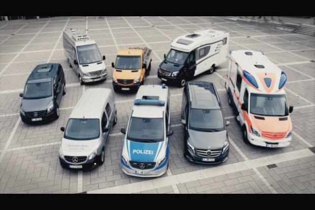 Mercedes dla osób o ograniczonej sprawności