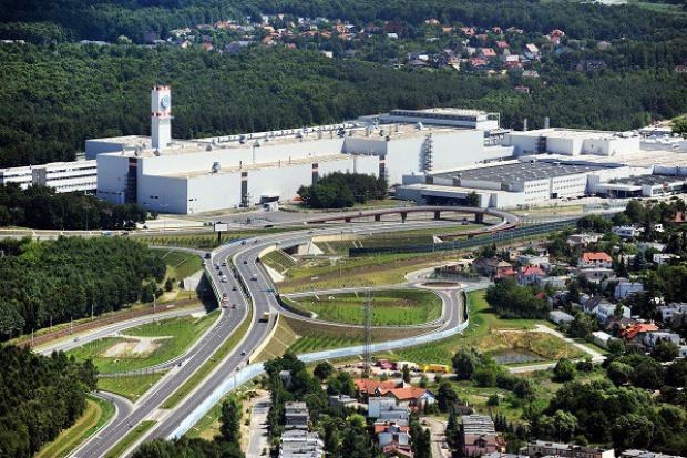VW Poznań rozbudowuje fabrykę