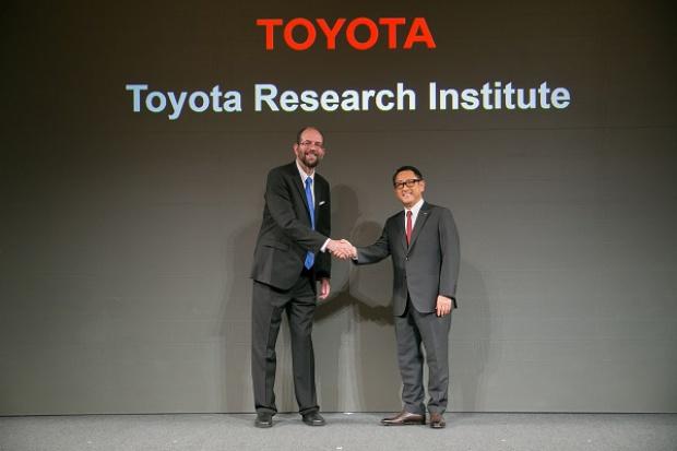 Toyota: miliard dolarów na sztuczną inteligencję