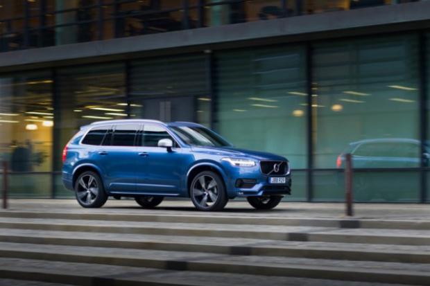 Sprzedaż globalna Volvo w górę o ponad 12%