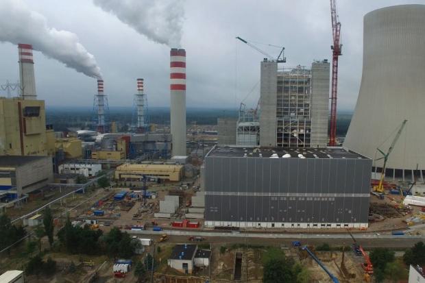 Elektrownia Kozienice chce zbudować próg na Wiśle
