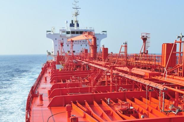 Saudyjska ropa naftowa dla PKN Orlen dotarła do portu w Gdańsku