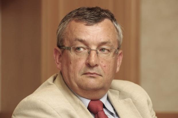 Andrzej Adamczyk - ministrem infrastruktury i budownictwa