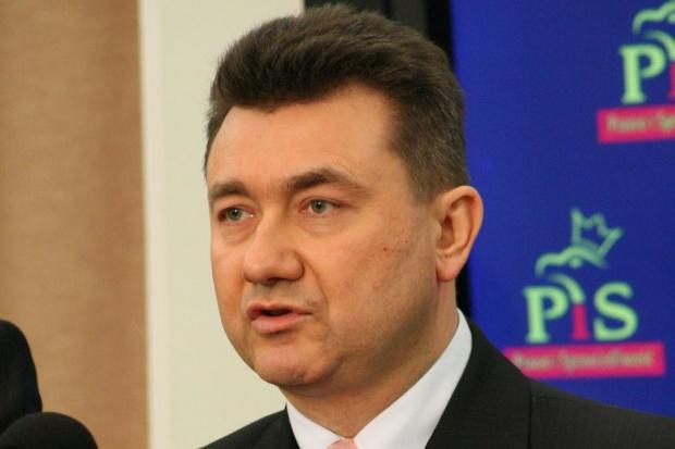 """Tobiszowski, PiS: konieczne """"wyciszenie"""" niektórych kopalń na okres dekoniunktury"""