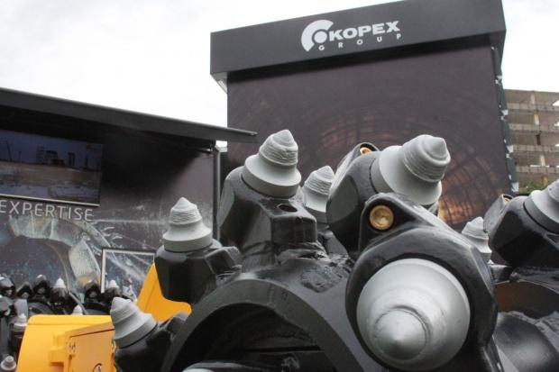 Kopex dostarczy maszyny do kopalni Gramoteinska