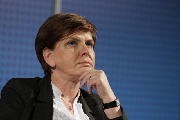 Szydło: Tchórzewski początkowo będzie ministrem bez teki