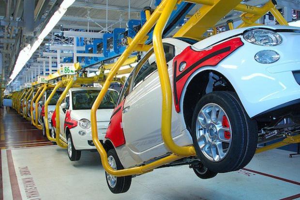 """Półtoramilionowa """"pięćsetka"""" z tyskiej fabryki Fiata"""