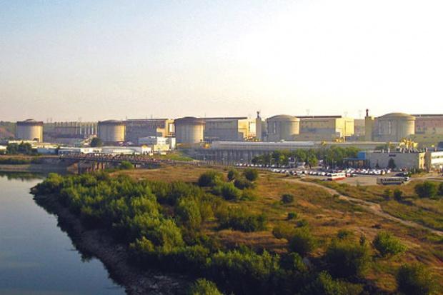 Chińczycy zbudują dwa reaktory jądrowe w Rumunii