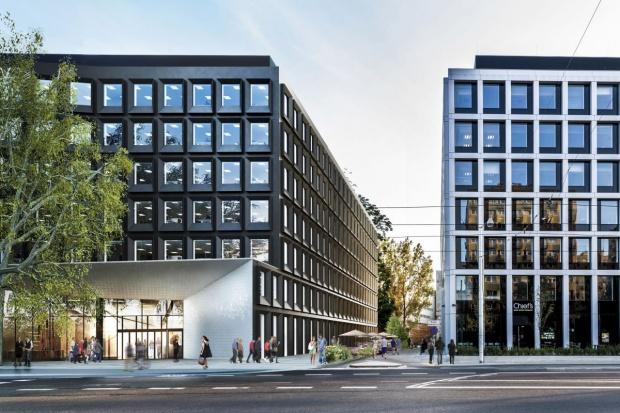 Skanska rusza z budową kolejnej inwestycji biurowej