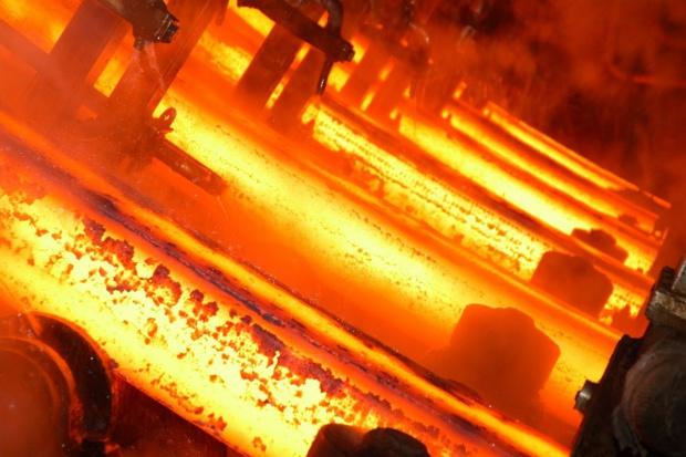 ArcelorMittal Europe stracił na przecenie magazynów