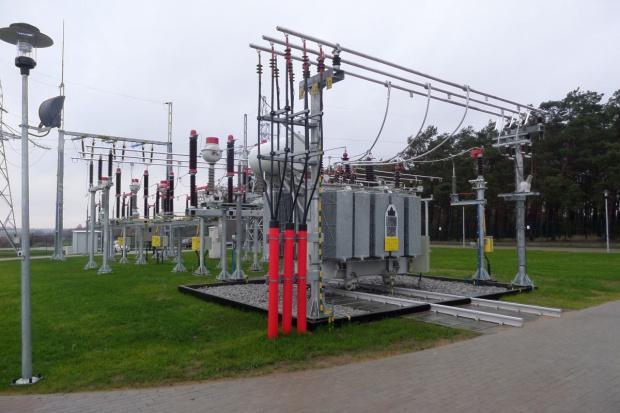 Enea Operator zakończyła budowę GPZ Krzywiń