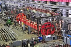 Rosjanie rozpoczęli produkcję lokomotyw manewrowych na gaz