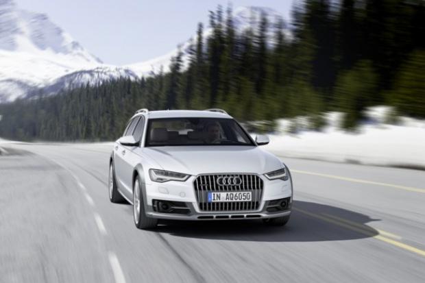 Sprzedaż Audi ciągle rośnie