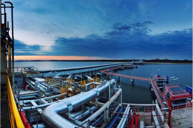 Jest zgoda na przyjęcie pierwszej dostawy LNG