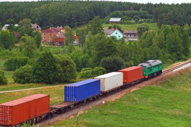 Nagły wzrost tranzytu drobnicy koleją z Chin do Europy Zachodniej?