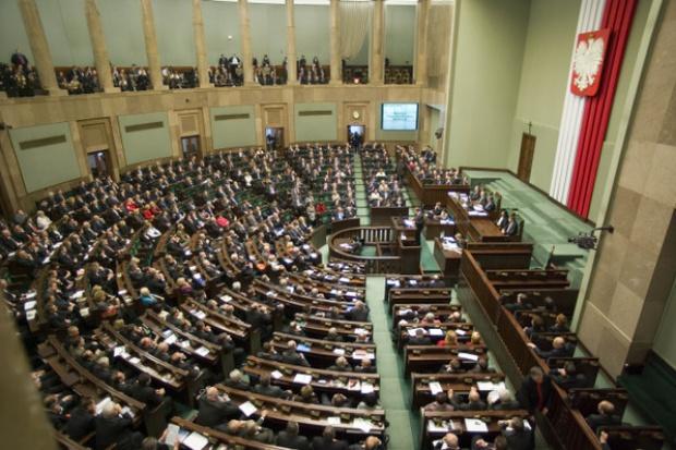 Sejm umożliwił powstanie resortu energetyki
