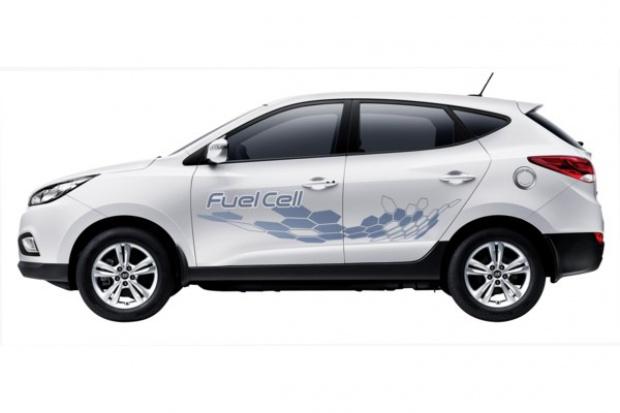 """Coraz więcej Hyundaia na rynku aut """"wodorowych"""""""