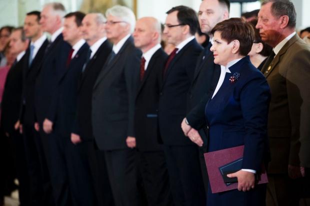 Expose Beaty Szydło - oto cele nowego rządu