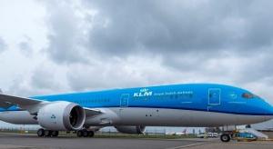 """We flocie lotniczej KLM pojawił się """"Słonecznik"""""""