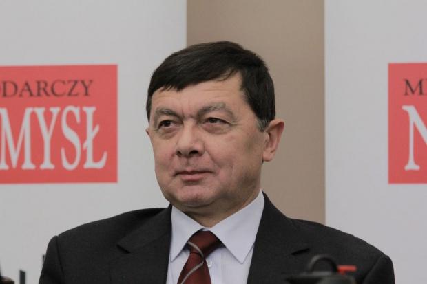 Olszowski, prezes GIPH: zmniejszyć obciążenia i kopalnie będą rentowne