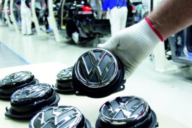 Volkswagen zmniejsza poziom wydatków