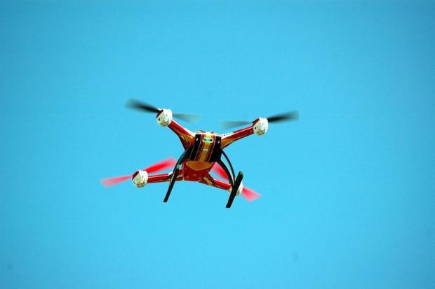 Drony nie przejmą dostaw towarów?