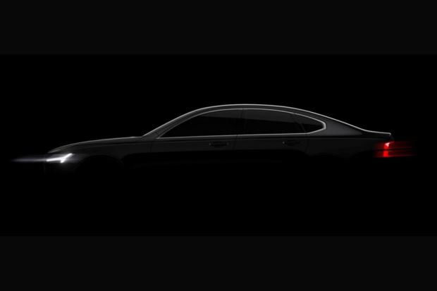 Volvo ujawnia pierwsze zdjęcia nowego S90