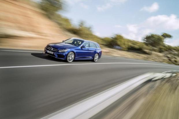 Mercedes-Benz z dwucyfrowymi wzrostami sprzedaży