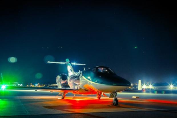 HondaJet na drodze do uzyskania certyfikatu FAA
