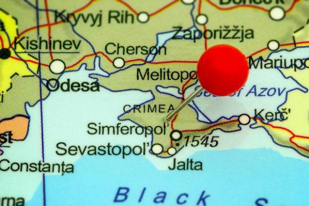 Prąd z mobilnych turbin gazowych zasila Krym