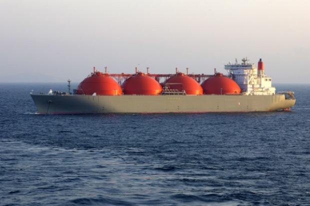 Gazprom rozważa budowę instalacji LNG nad Morzem Czarnym