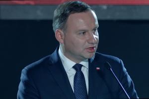 Prezydent: Polska może być podstawowym partnerem Chin ws. korytarzy transportowych