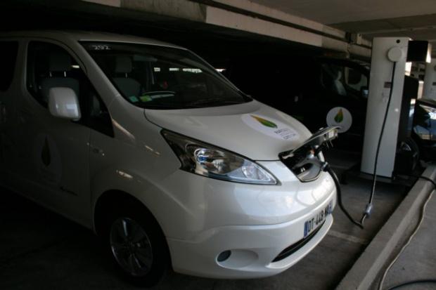 Renault-Nissan dla Paryża na szczyt COP21