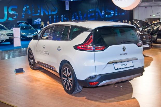 DUH: diesel w Renault Espace przekracza limit emisji
