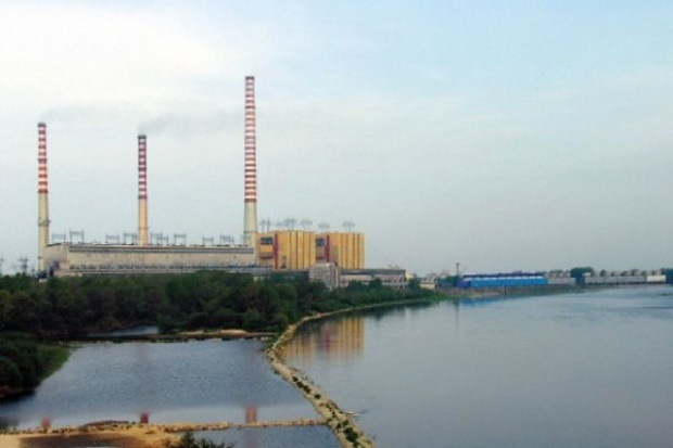Enea buduje stopień wodny na Wiśle; ekolodzy protestują