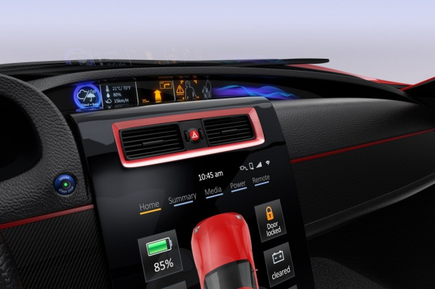 Intel prognozuje szybki rozwój inteligentnych samochodów
