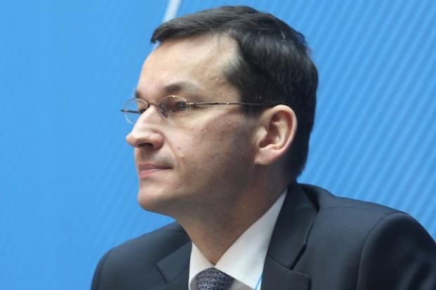 Mateusz Morawiecki, minister rozwoju, szeroko o planach gospodarczych rządu