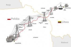 Sukces testów mostu energetycznego Polska-Litwa